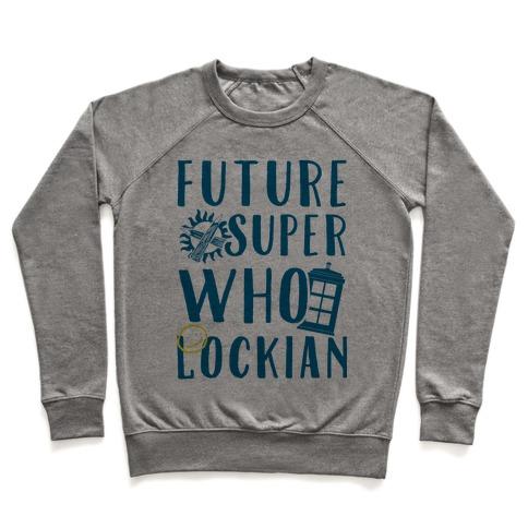 Future Superwholockian Pullover
