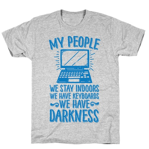 My People Mens T-Shirt