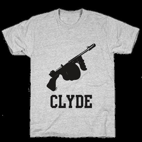 Her Clyde Mens T-Shirt