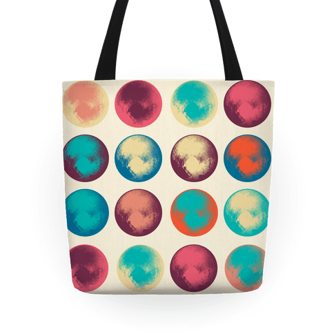 Pop Art Pluto Tote