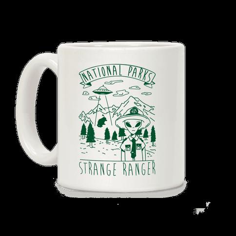 STRANGE RANGER Coffee Mug
