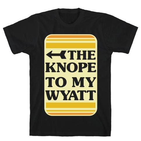 The Knope To My Wyatt T-Shirt