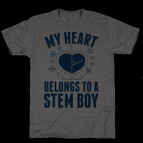 My Heart Belongs to a STEM Boy