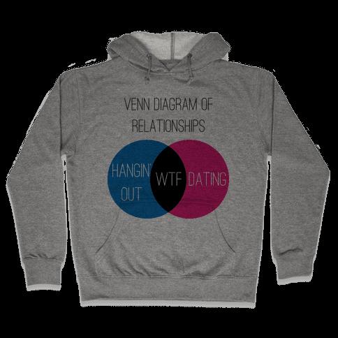 Relationships Hooded Sweatshirt