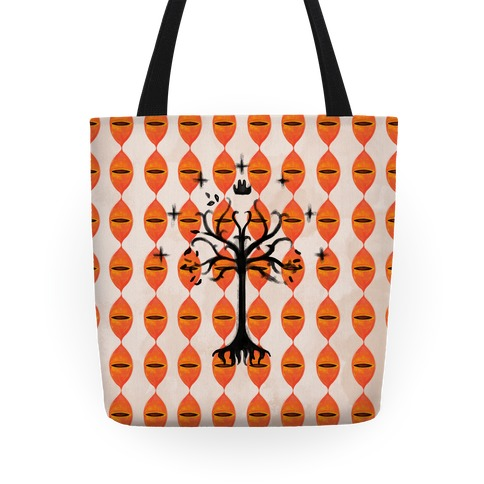 Tree of Gondor Pattern Tote