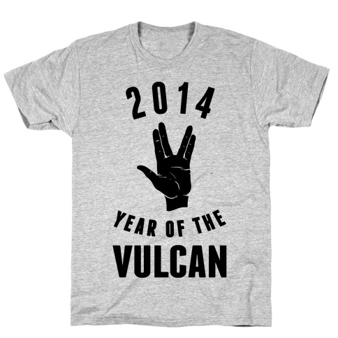 2014 Year of the Vulcan T-Shirt