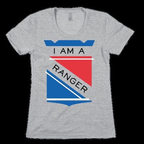 I Am A Ranger Womens T-Shirt