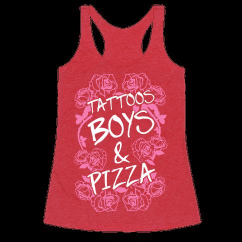 Tattoos Boys & Pizza