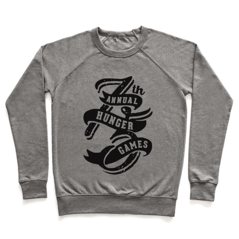75th Annual Hunger Games Pullover