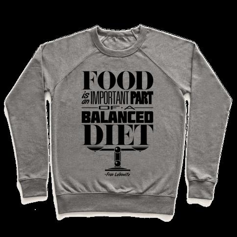 Food Diet Pullover