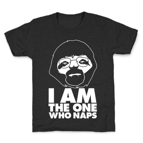 Walter Sloth is The One Who Naps Kids T-Shirt