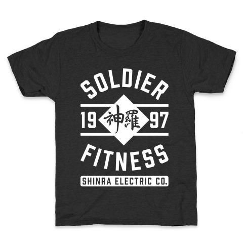 Soldier Fitness Kids T-Shirt
