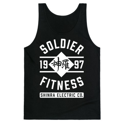 Soldier Fitness Tank Top