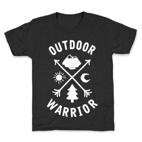Outdoor Warrior Kids T-Shirt