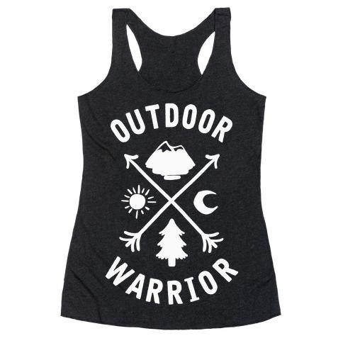 Outdoor Warrior Racerback Tank Top