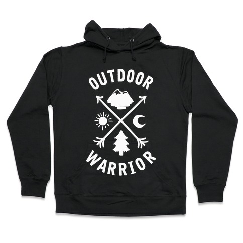 Outdoor Warrior Hooded Sweatshirt