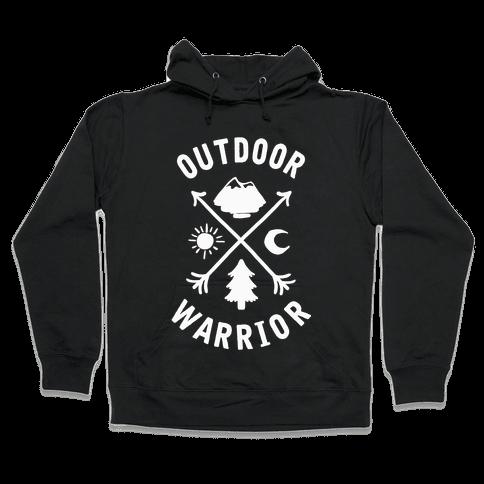 Outdoor Warrior Hooded Sweatshirt