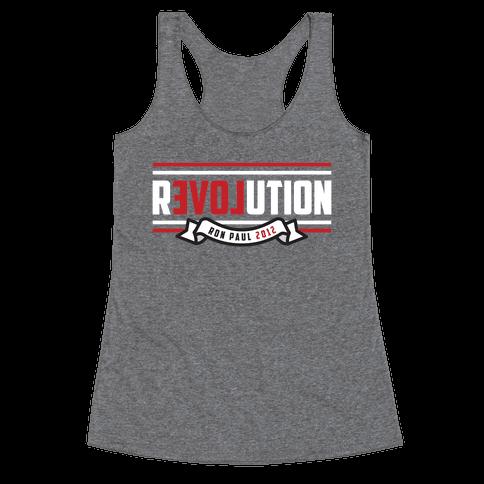 Revolution 2012 Racerback Tank Top