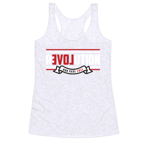 Revolution 2012 Racerback Tank Top