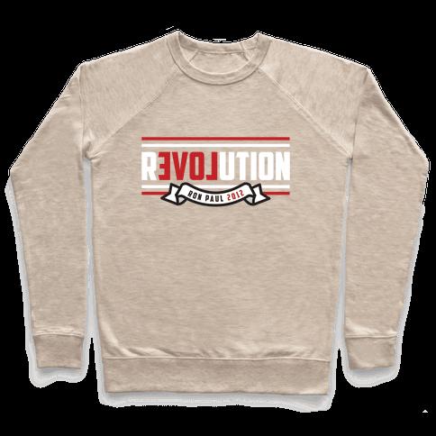 Revolution 2012 Pullover