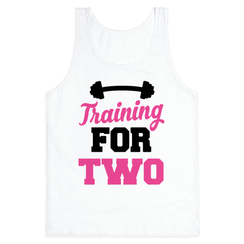 Training For Two Tank Top