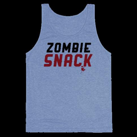 zombie snack Tank Top