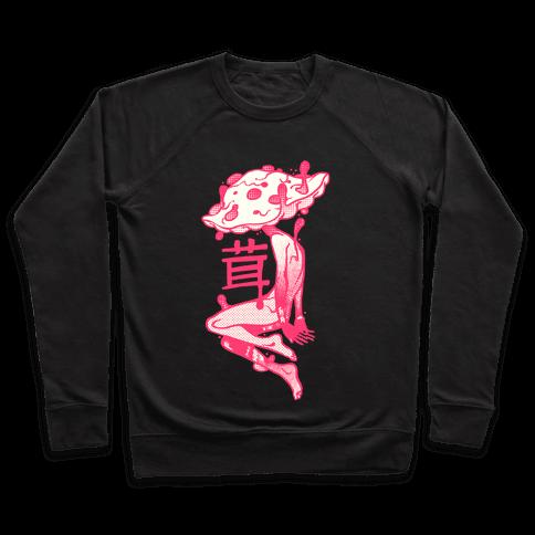 Mushroom Boy Pullover