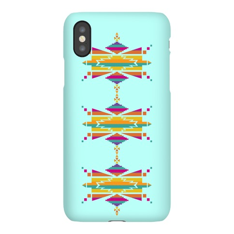 Aztec Print Pattern Phone Case