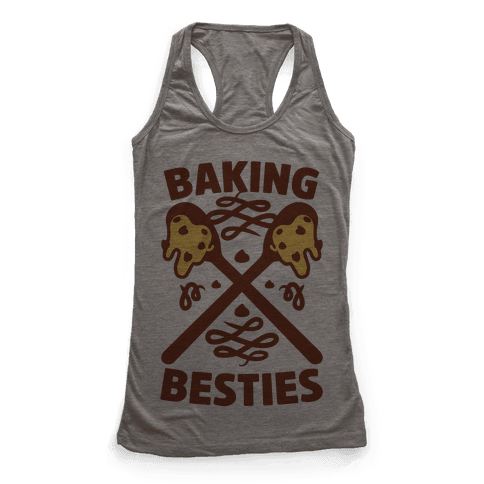 Baking Besties Racerback Tank Top