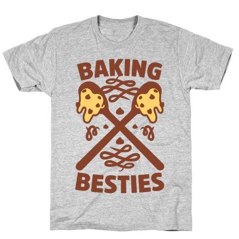 Baking Besties Mens/Unisex T-Shirt