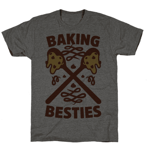 Baking Besties Mens T-Shirt