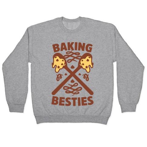 Baking Besties Pullover