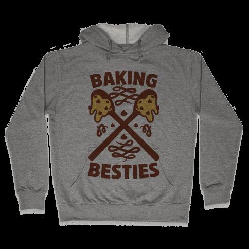 Baking Besties Hooded Sweatshirt