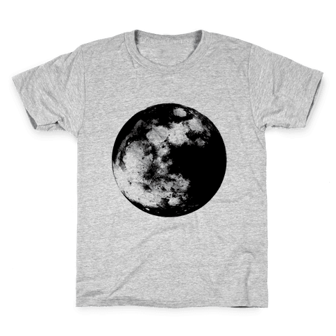 Inverted Moon Kids T-Shirt
