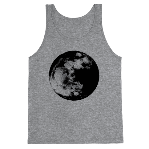 Inverted Moon Tank Top