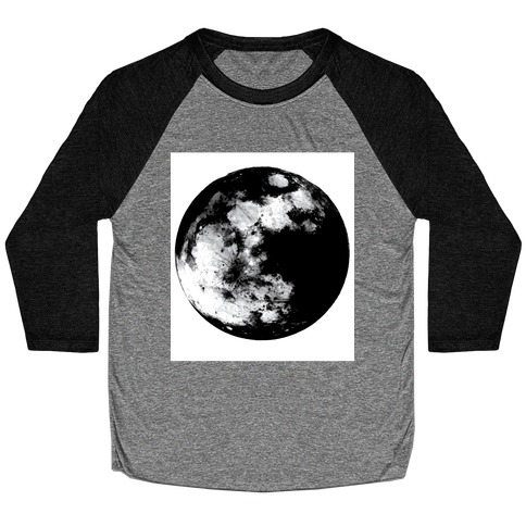 Inverted Moon Baseball Tee