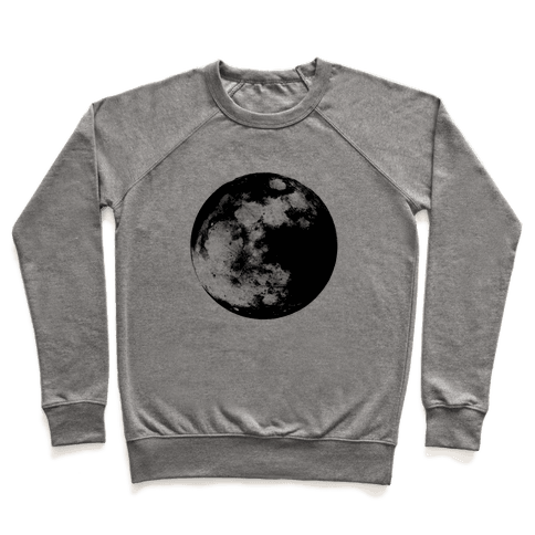 Inverted Moon Pullover