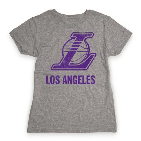 Los Angeles (Vintage) Womens T-Shirt