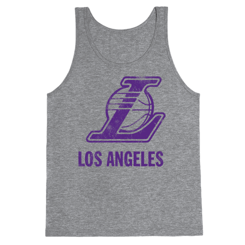 Los Angeles (Vintage) Tank Top