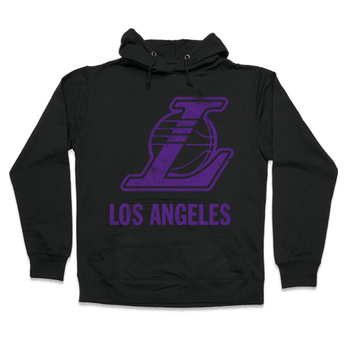 Los Angeles (Vintage) Hooded Sweatshirt