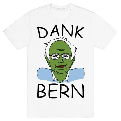 Dank Bern Mens T-Shirt