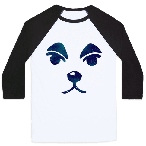 Slider Face Baseball Tee
