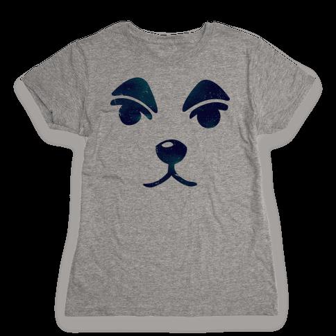 Slider Face Womens T-Shirt