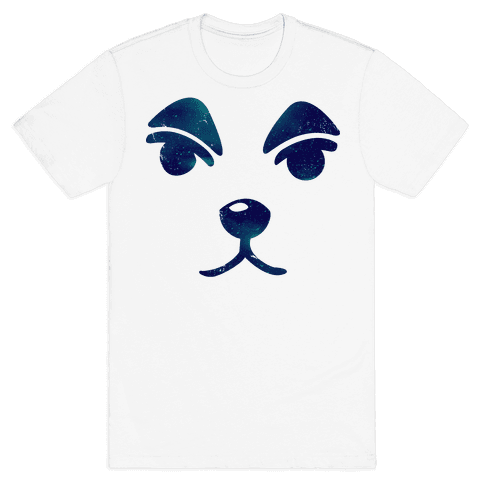 Slider Face Mens T-Shirt
