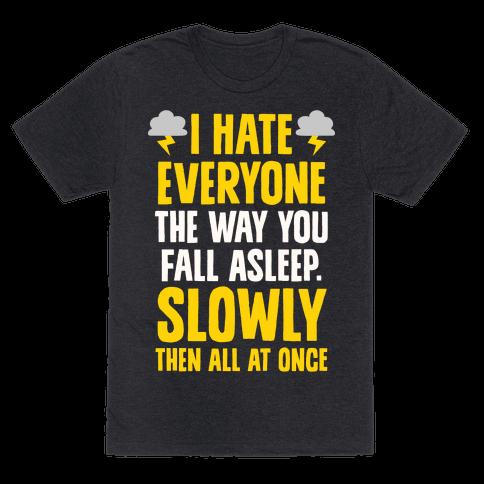 I Hate Everyone (TFIOS)