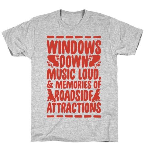 Roadside Attractions T-Shirt