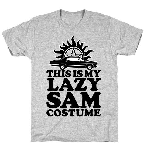 Lazy Sam Costume T-Shirt