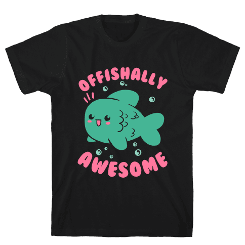 Offishally Awesome Mens T-Shirt