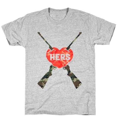 His & Hers Country Loves T-Shirt