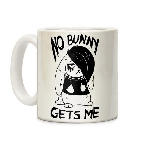 No Bunny Gets Me Coffee Mug